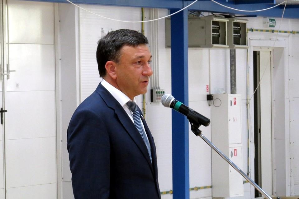 Владимир Афонский. Фото с персональной странички депутата.