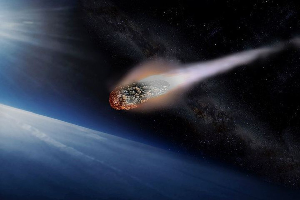Комета упала на Землю примерно в 10890 году до н.э.