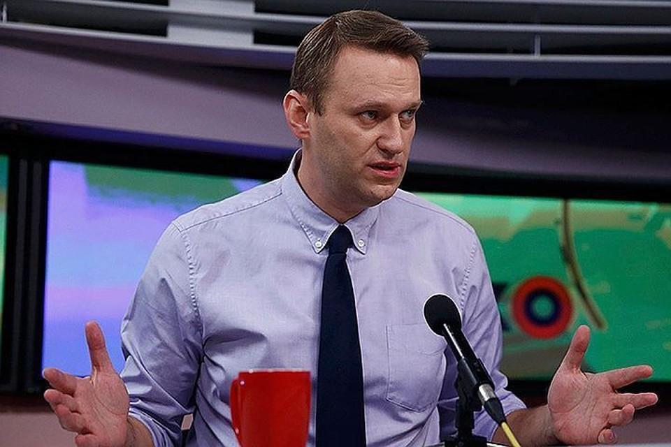 """Алексей Навальный попытался затеять новый скандал. На этот раз - против """"Роснефти""""."""