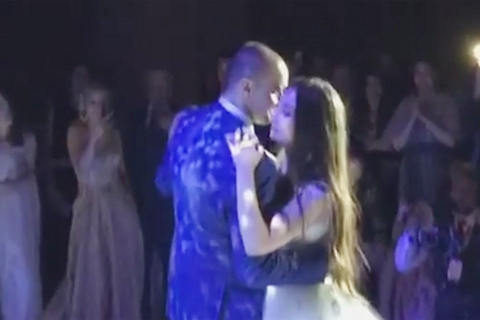 Танец молодых. Свадьба Краснодар