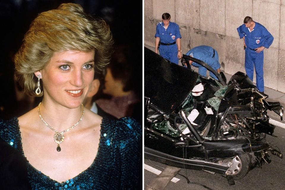 31 августа 1997 года автомобиль, в котором ехали леди Ди и ее возлюбленный, миллионер Доди Аль-Файед, врезался в стену туннеля перед парижским мостом Альма.