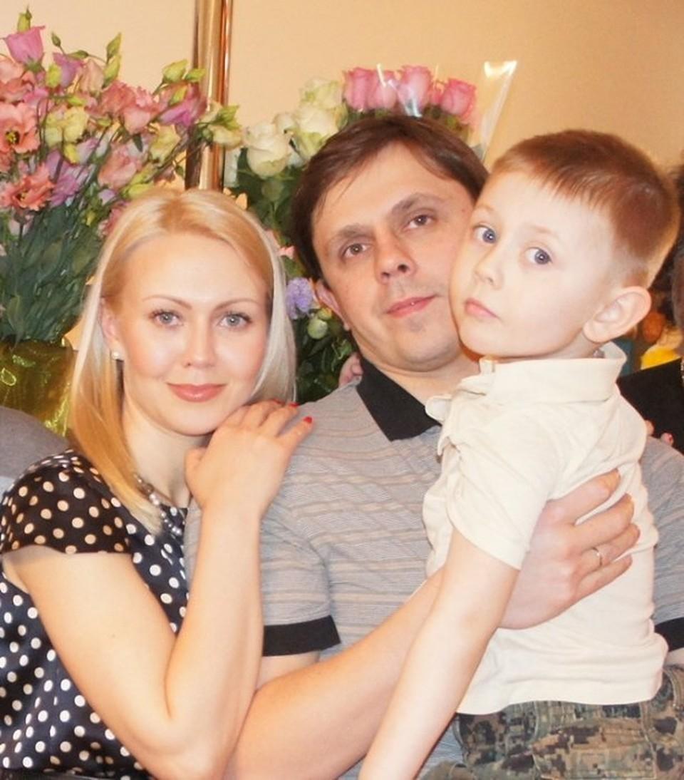 Фото: из личного архива семьи Клычковых