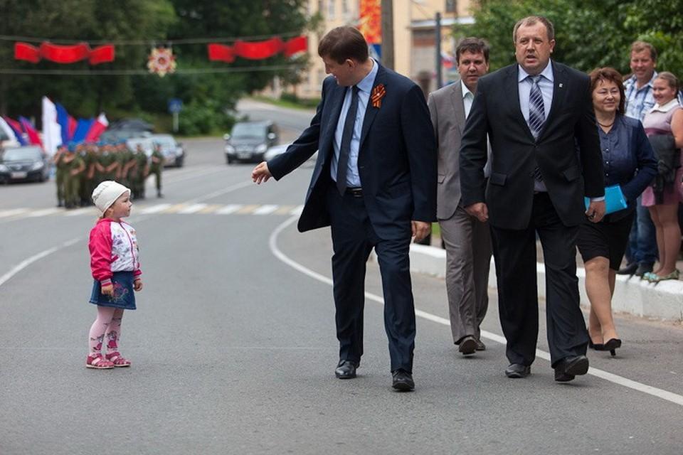 Андрей Турчак покинул свой пост 12 октября 2017 года
