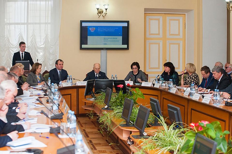 В Тимирязевке прошли парламентские слушания.