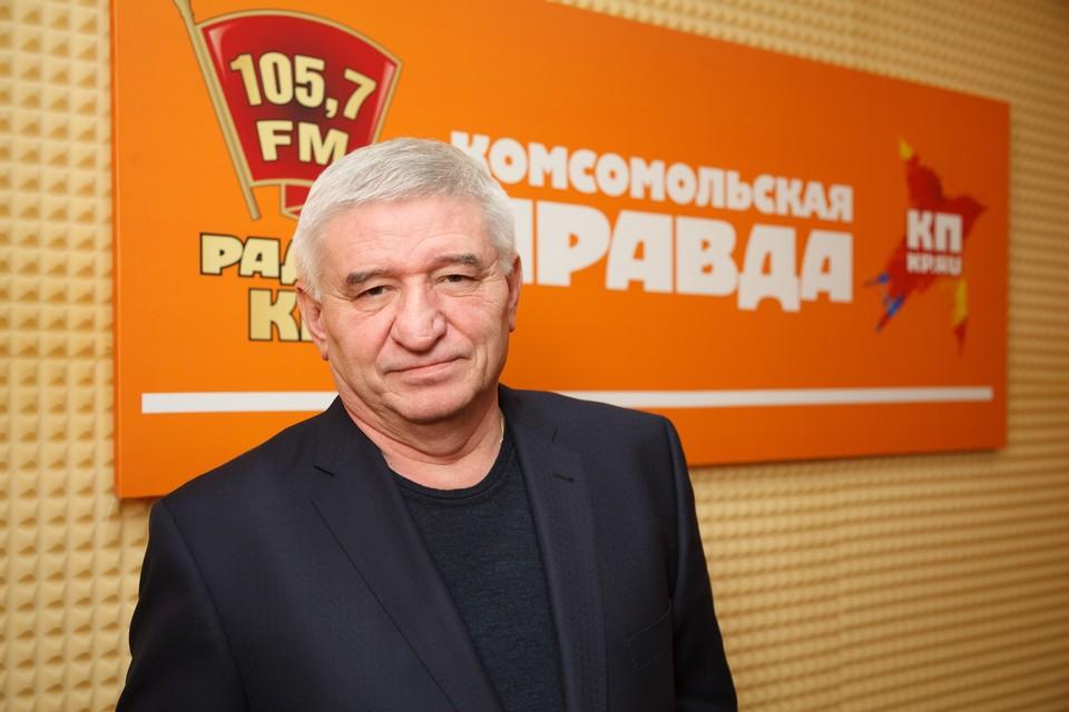 Глава Ставрополя Андрей Джатдоев