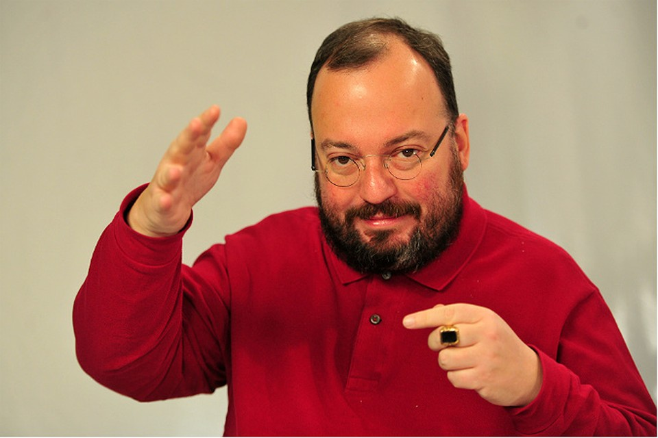Известный российский политолог Станислав Белковский
