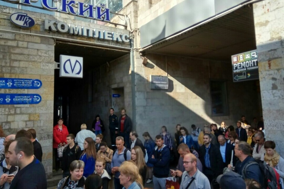 Фото: группа ВКонтакте «ДТП и ЧП | Петербург».