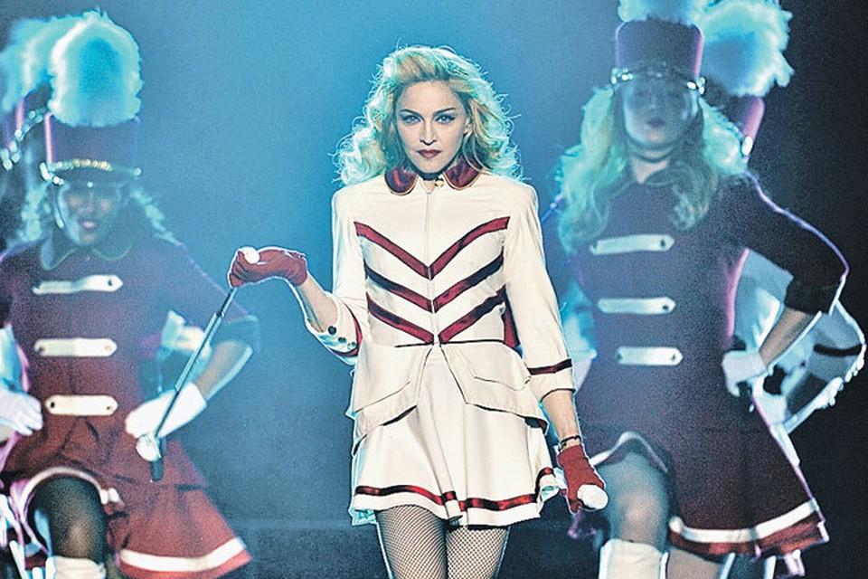 16 августа Луиза Чикконе, известная как Мадонна, отмечает 60-летие