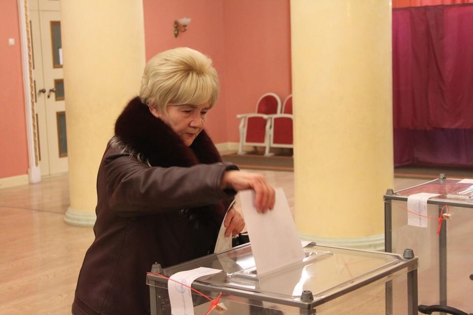 Итоговая явка на выборы в ДНР названа
