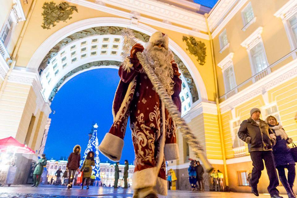 Новый год 2018-2019 в Петербурге: программа мероприятий, где встретить и куда сходить.