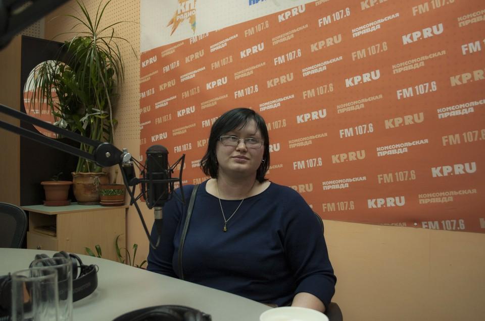 Александра Муратдымова, кузнец