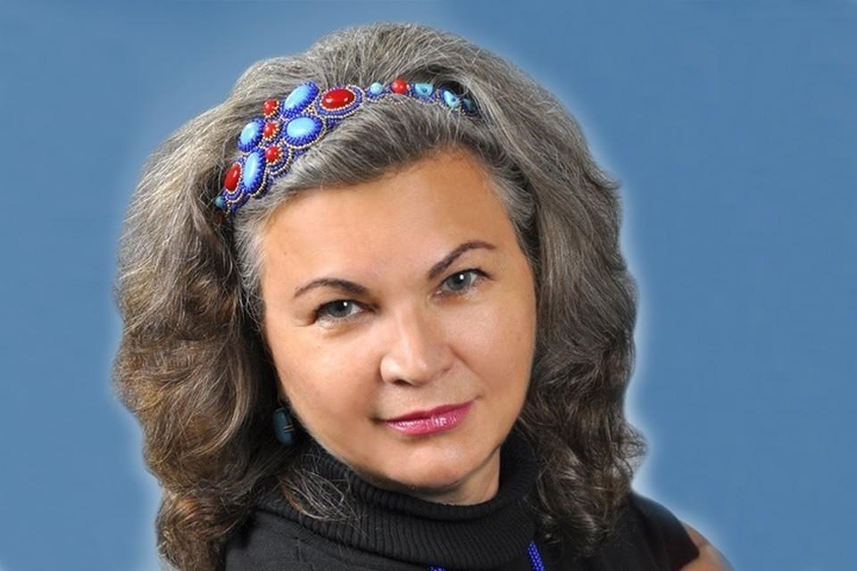 Астролог Сандра Антония Салинес