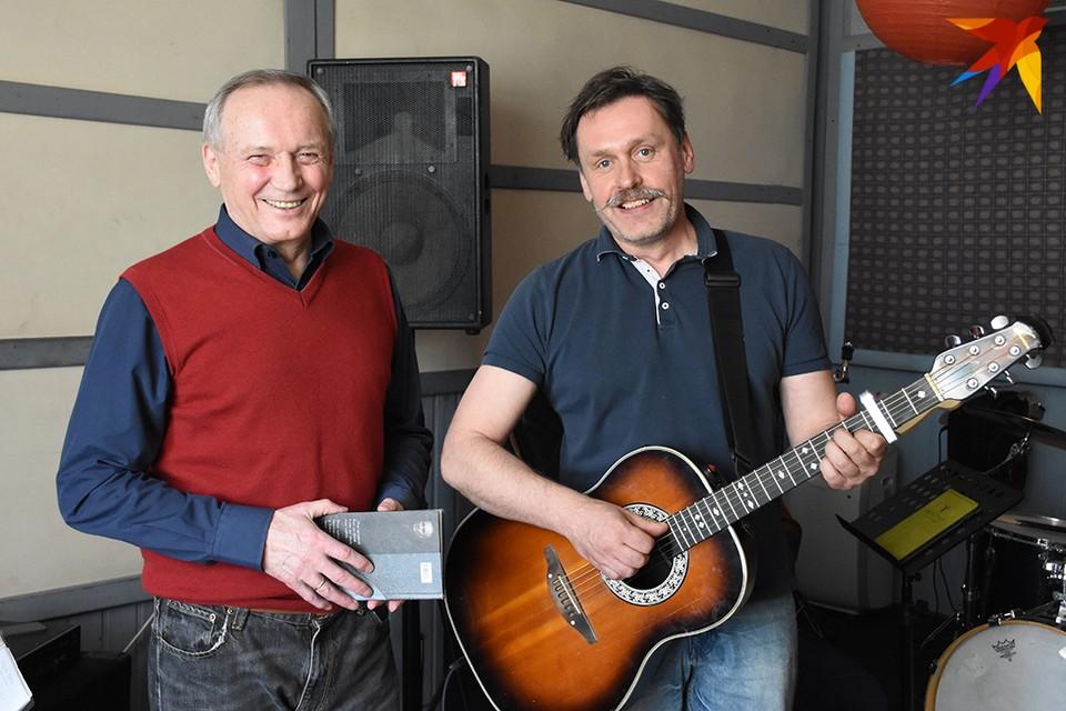 Войтюшкевич записал третий альбом на стихи Владимира Некляева.
