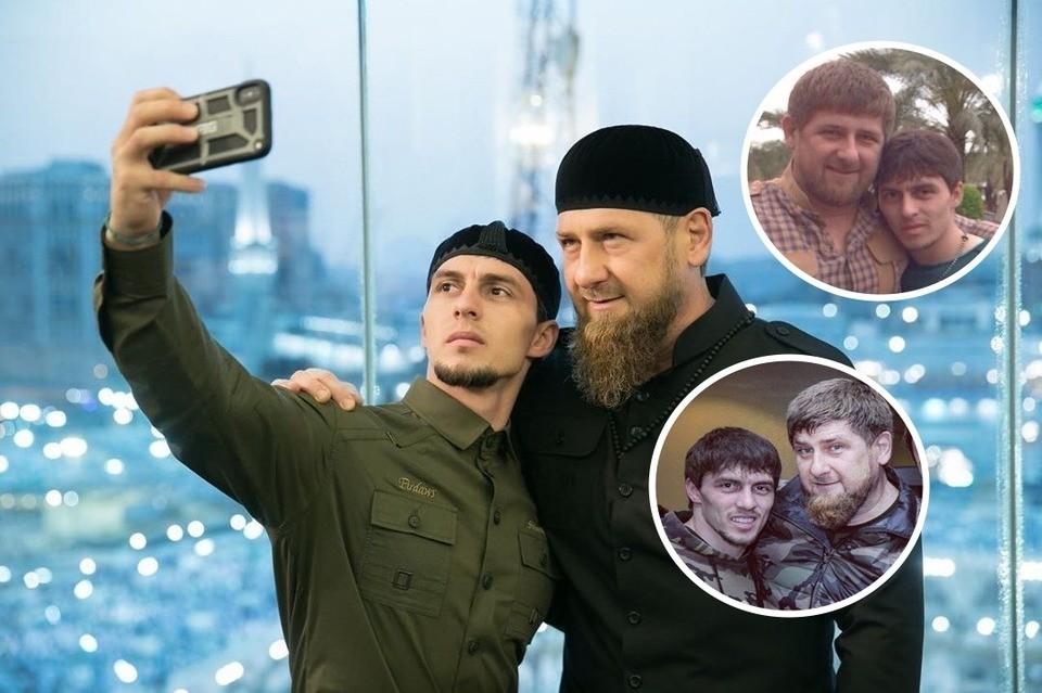 Рамзан и Висита (Виктор) Кадыров. Фото: пресс-служба главы Чечни