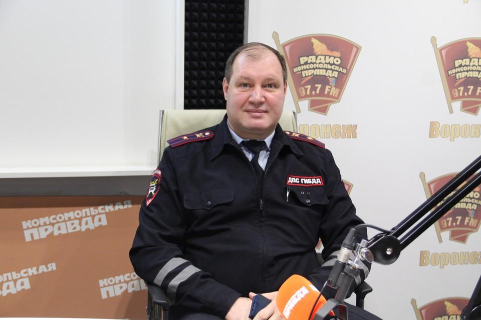 Александр ГОРОЖАНКИН.
