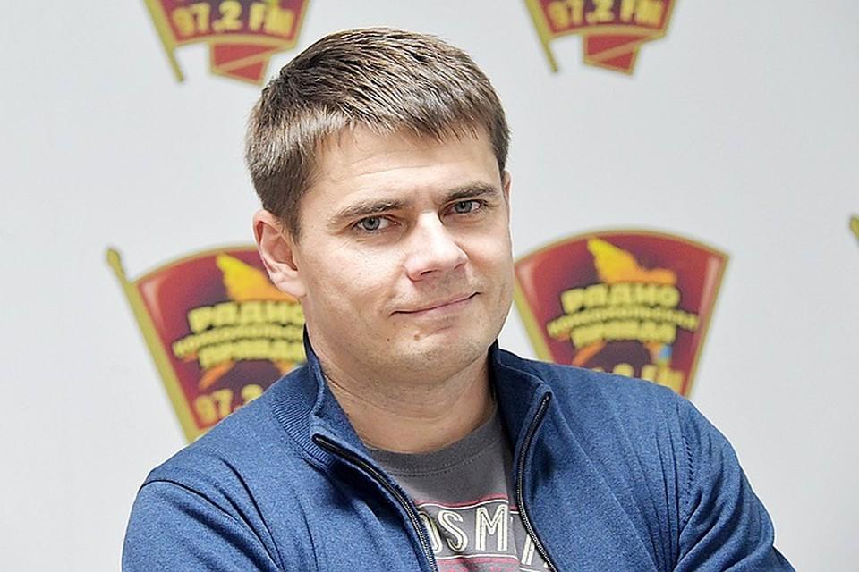 Сергей Боярский в гостях у Радио «Комсомольская правда».