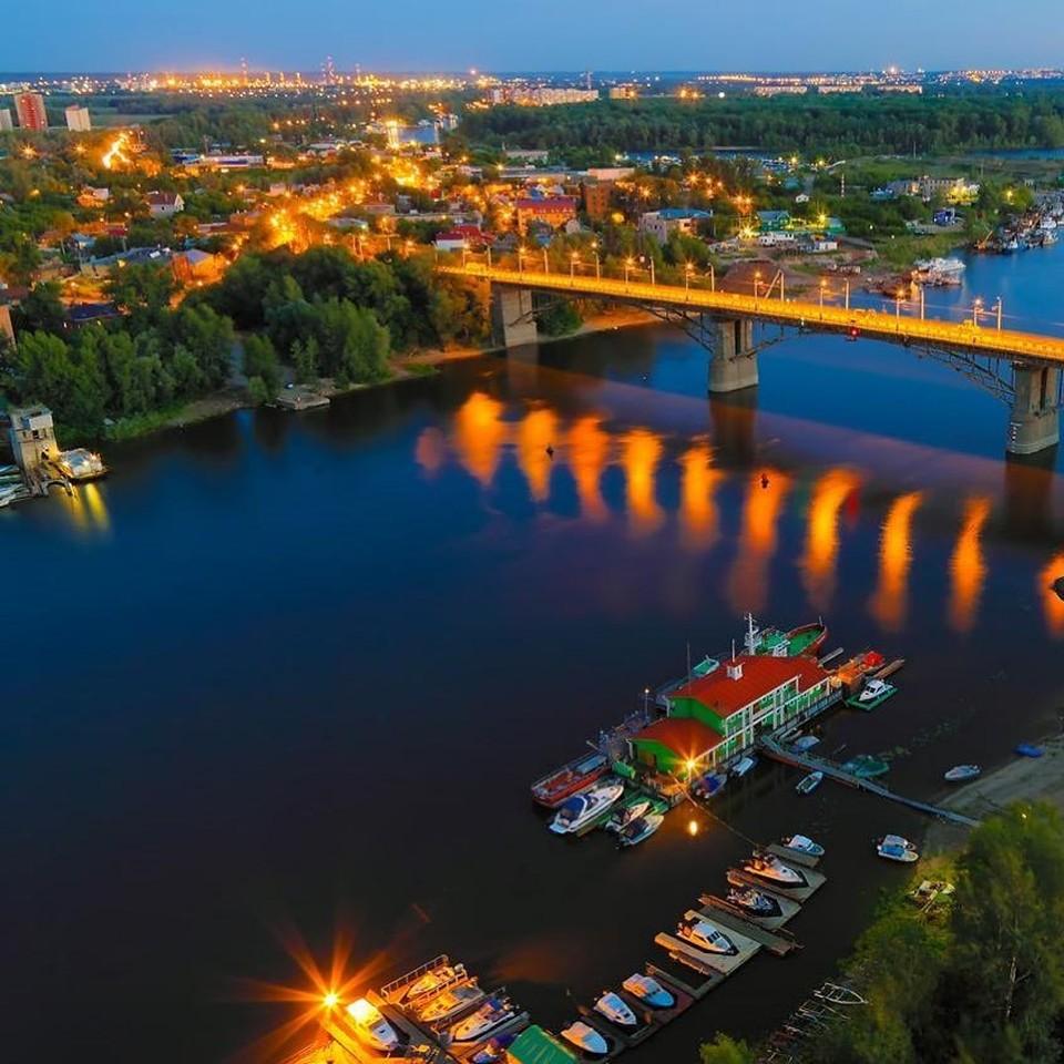 Проблемы Куйбышевского района обещают решить ФОТО: Инстаграм Елены Лапушкиной