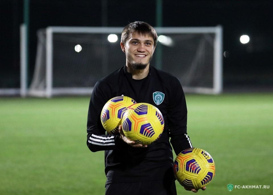 Сейчас команду из Грозного тренирует Андрей Талалаев. Фото: ФК Ахмат