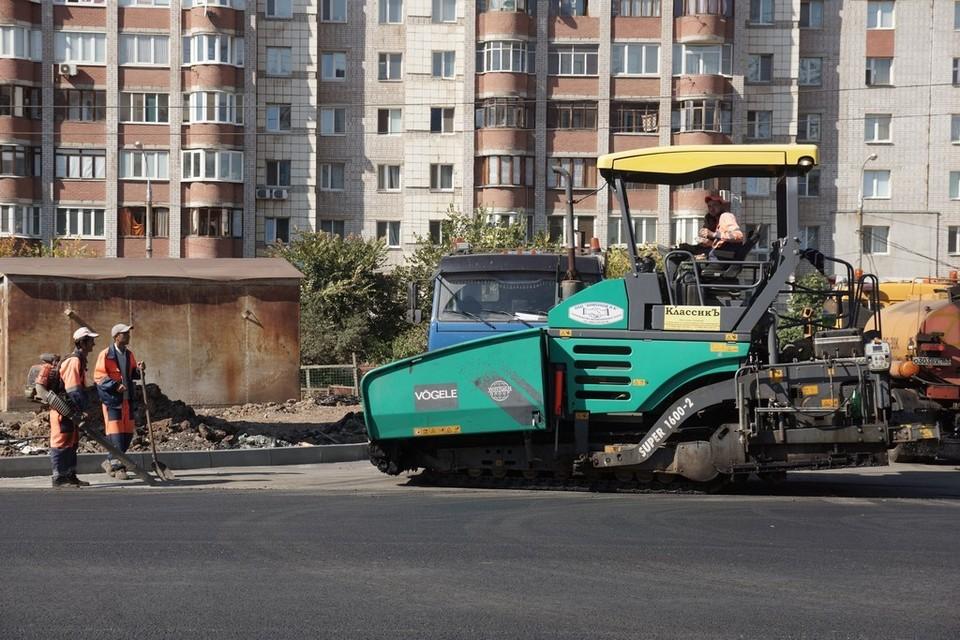 В следующем году ул. Ново-Садовую ждет обновление