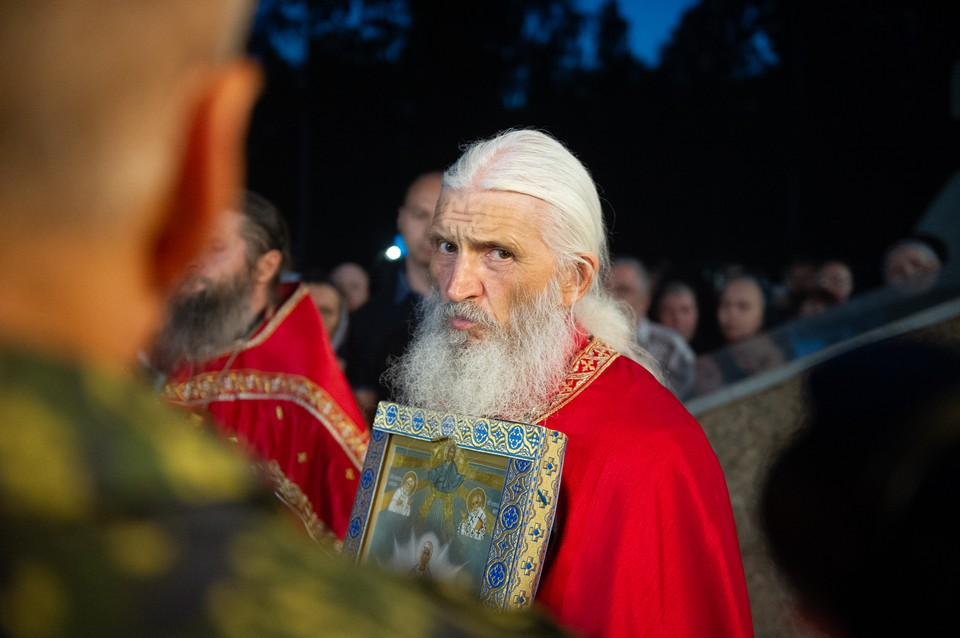 Сергия Романова отлучили от церкви из-за скандальных проповедей
