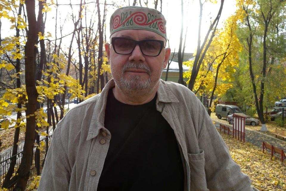 Сергей Тарабаров. Фото: www.facebook.com/sergey.tarabarov