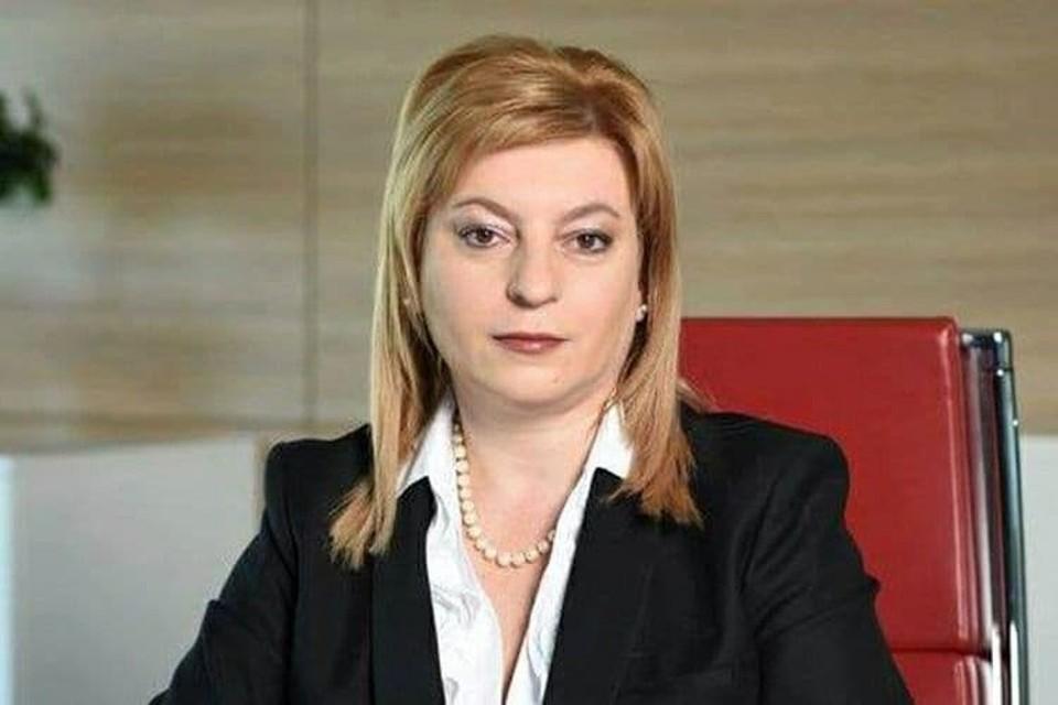 Марианна Дурлештяну.
