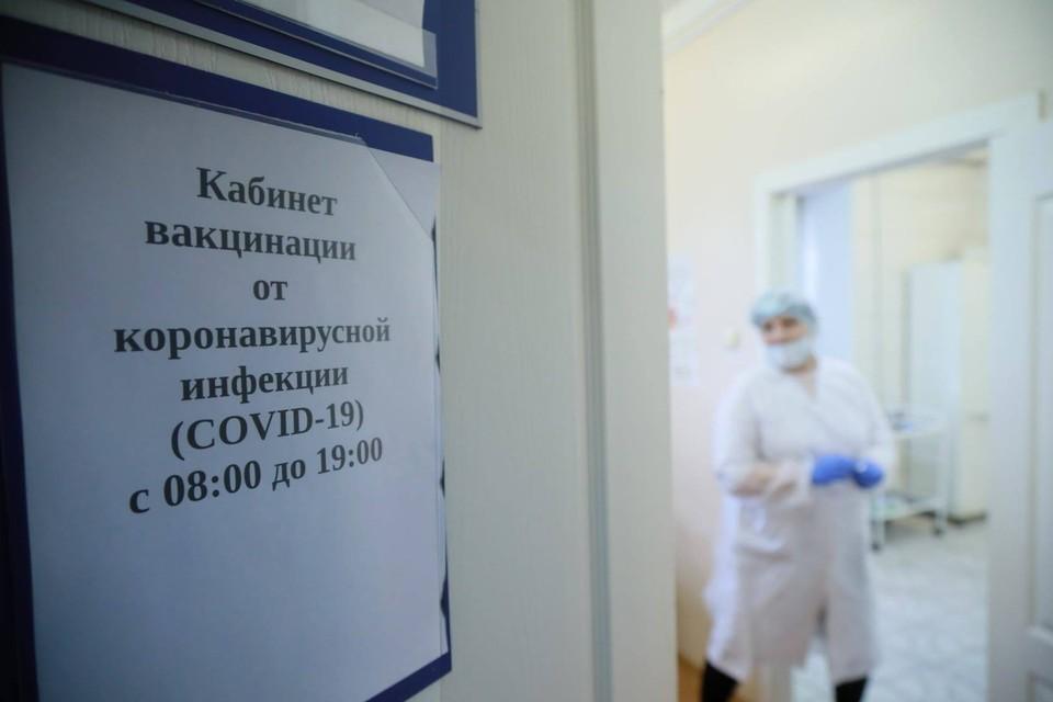 Вакцинация в Беларуси продолжается, прививаться приглашают уже всех желающих.