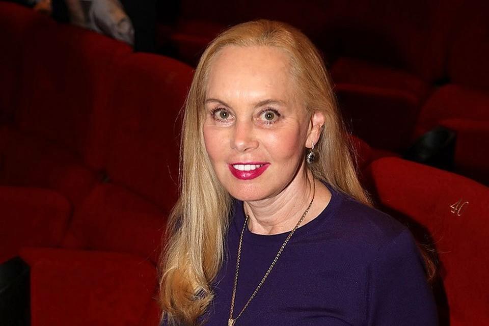 Вдова Иосифа Кобзона посетила цирковое представление