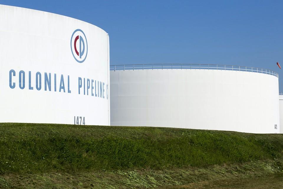 Атака на нефтепровод Colonial Pipeline началась в четверг, 6 мая