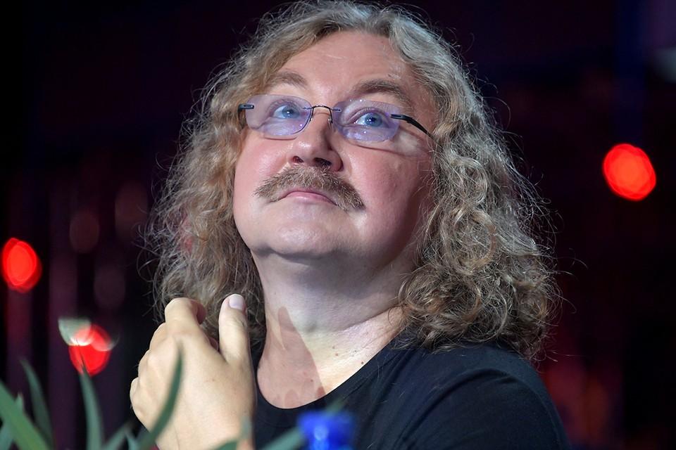 Композитор и исполнитель Игорь Николаев