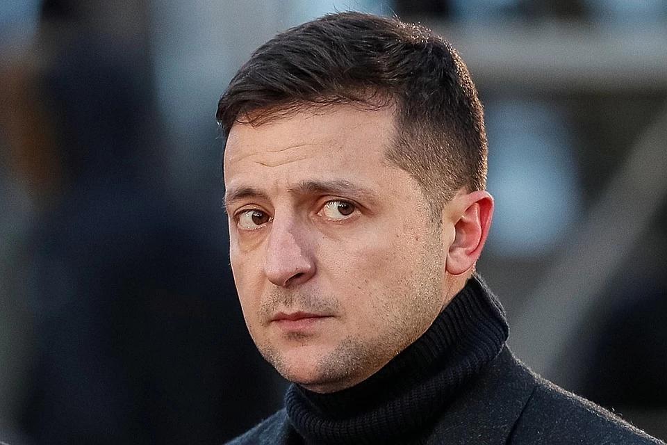 """Зеленский заявил о невозможности финансирования армии из-за """"Северного потока - 2"""""""