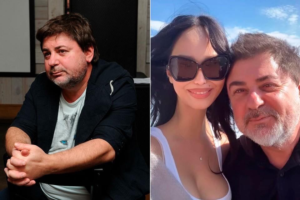 Александр Цекало до встречи с Дариной и после женитьбы на художнице и актрисе — два разных человека. Фото: globallookpress.com и instagram.com
