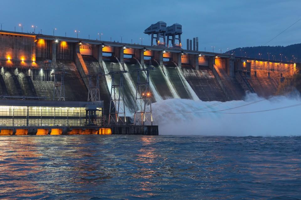 Когда прекратят сброс воды на Красноярской ГЭС 2021