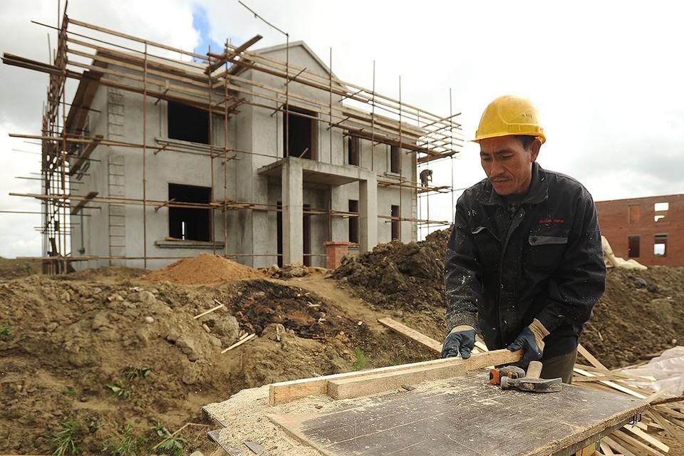 В России - бум загородного строительства. Фото: ИТАР-ТАСС/ Руслан Шамуков