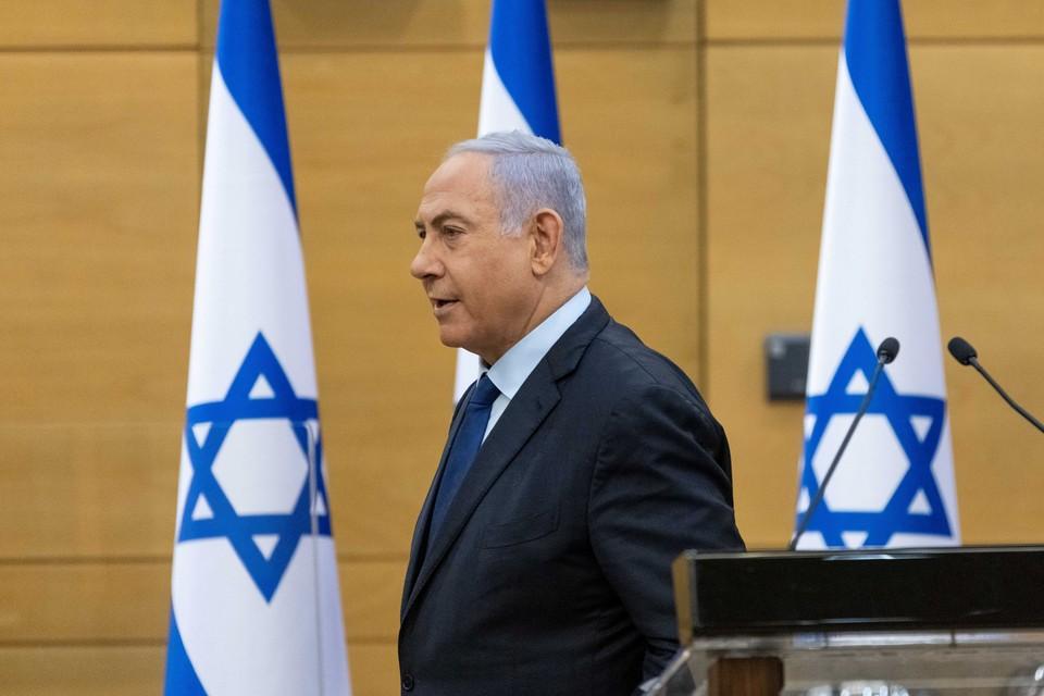 Биньямин Нетаньяху покидает свой пост.