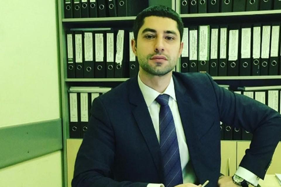 В столице задержали 35-летнего сотрудника российского Минфина Михаила Санакоева.