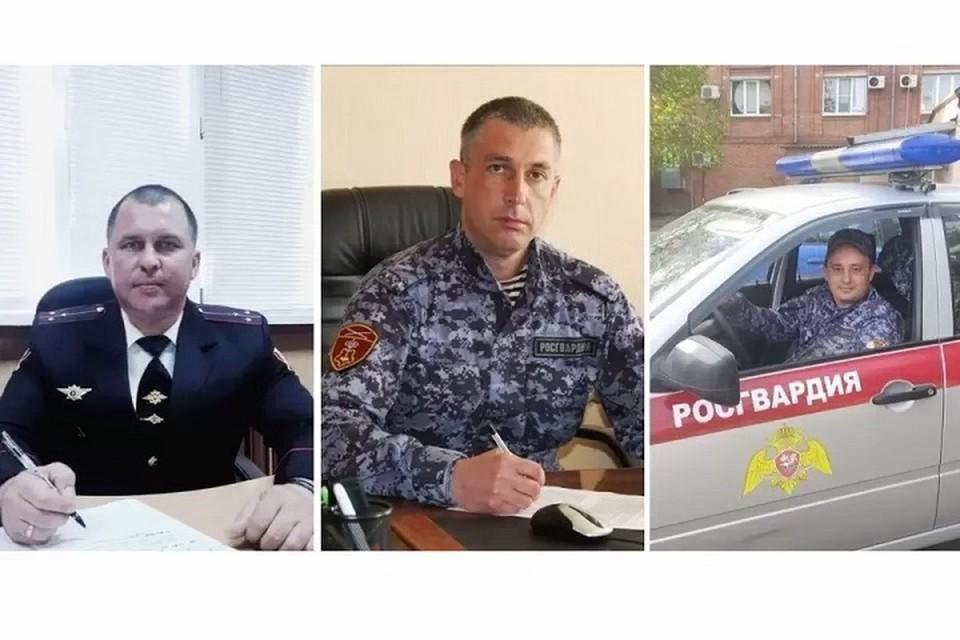 Голосование завершается сегодня, 20 июня Фото: вневедомственная охрана Росгвардии в Ростовской области.