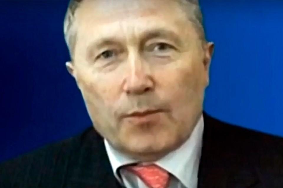 В МВД сообщили, что бизнесмен Бурлаков умер в подмосковной клинике Фото: кадр из видео