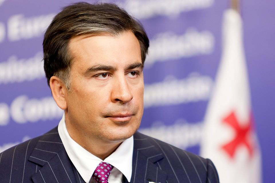 Перед каждой активизацией выборного цикла в Грузии Саакашвили становится чуть ли не самым упоминаемым персонажем.