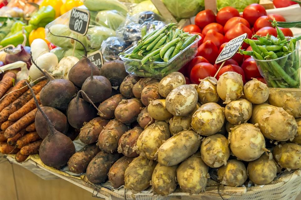 Картофель в этом году подорожал на 17,6%