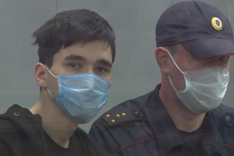 До этого суд Казани отправил молодого человека под арест на срок до 11 июля.