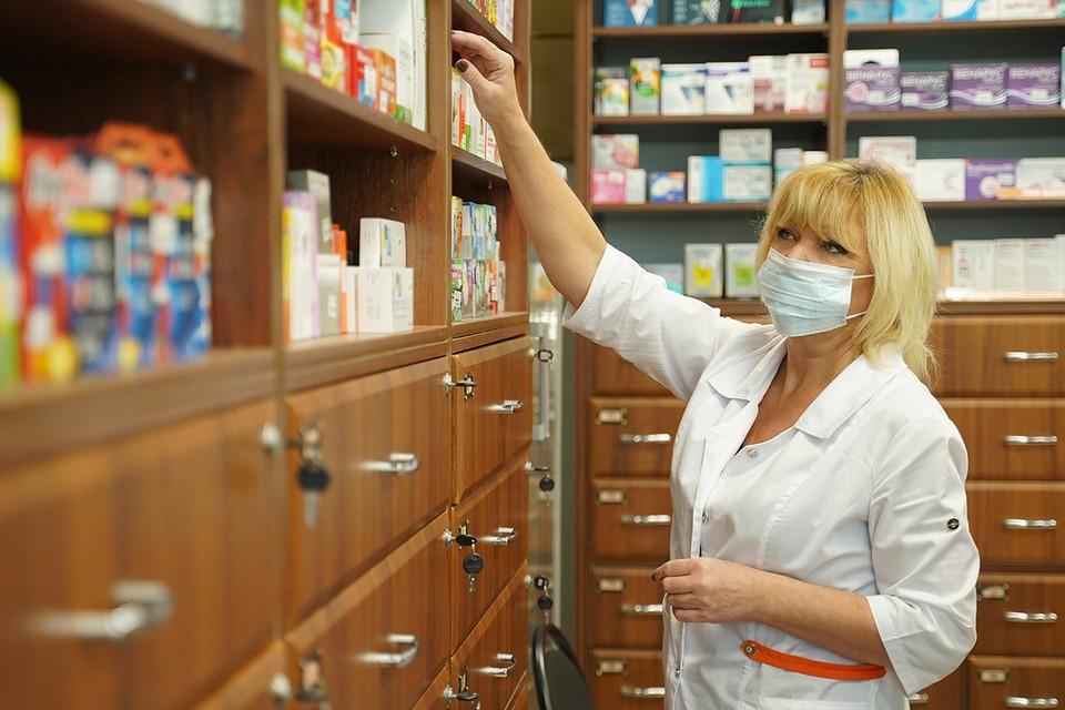 С января по май россияне потратили в аптеках на 14,9% меньше, чем год назад.