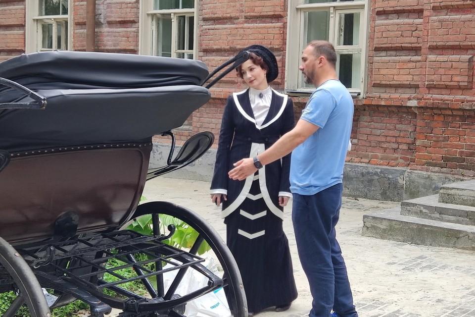 Часть съемок пройдет в Таганроге и Ростове. Фото: КАКАСЬЕВА Александра