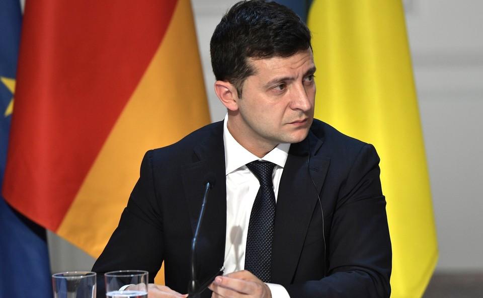 Президент Украины рассказал, что собирается привлечь к вопросу урегулирования ситуации в Донбассе США.