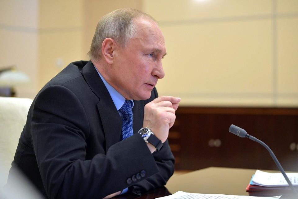 Путин назвал фразу, объединяющую народы России, Украины и Белоруссии