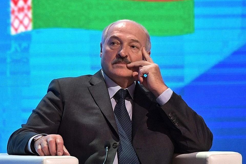 Лукашенко подписал декрет о перераспределении полномочий президента Белоруссии