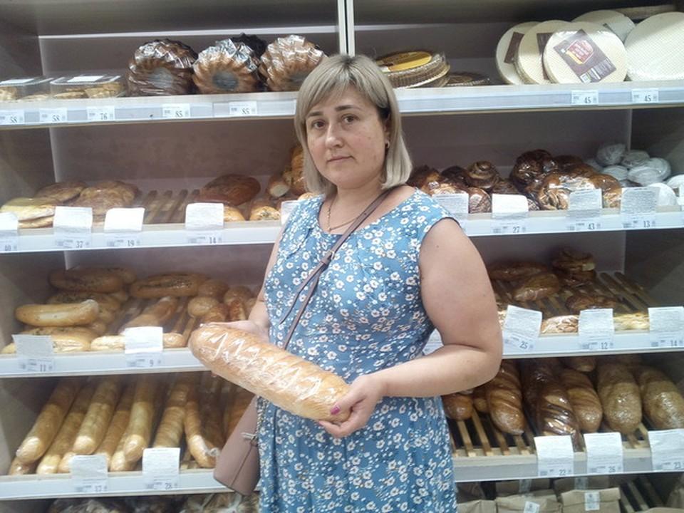 Теперь дончане покупают хлеб на несколько рублей дороже