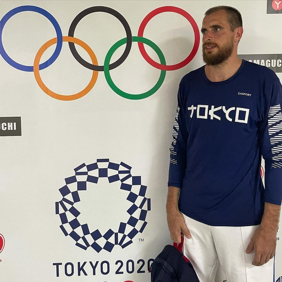 Владимир Иванов выстйпает уже на третьей Оимпиаде. Фото соцсети.