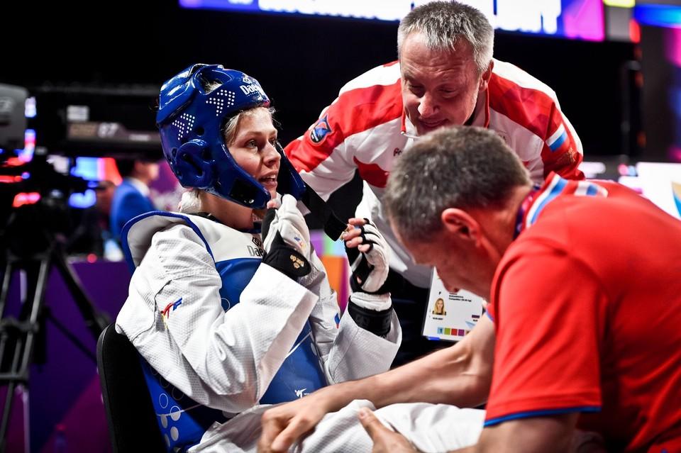 Для Татьяны Мининой это будет первая Олимпиада.