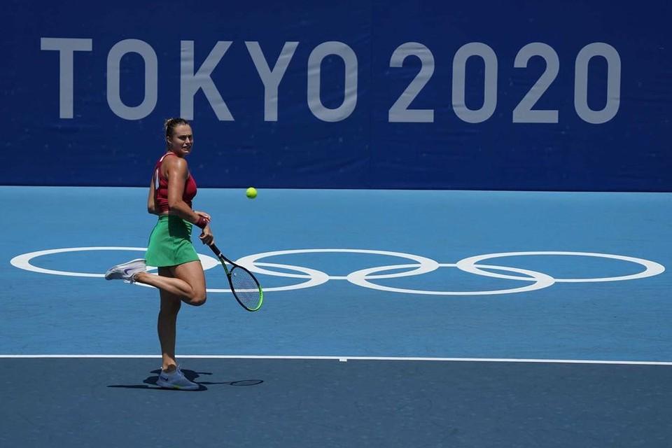 Арина Соболенко покидает турнир в Токио. Фото: instagram.com/sabalenka_aryna
